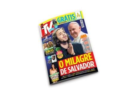 TV GUIA EM PAPEL