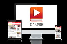 Edição E-paper